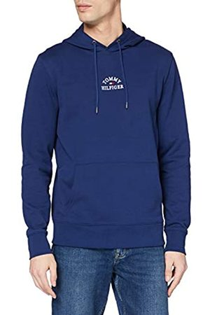 Tommy Hilfiger Men's Basic Embroidered Hoody Sweatshirt