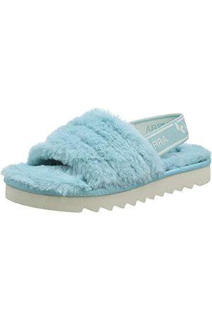 KOOLABURRA BY UGG FUZZ'N Girls' Sandals & Flip Flop (ANGEL )