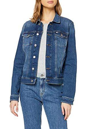 Tommy Jeans Women's Slim Trucker Jacket ADY