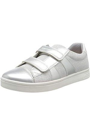 Geox Girls' J Djrock C Low-Top Sneakers, ( C1007)