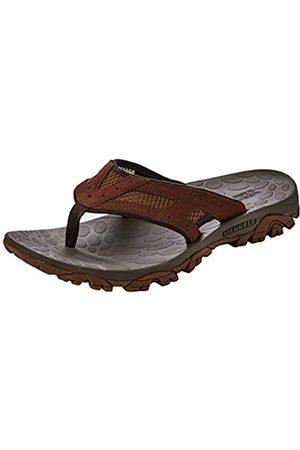 Merrell Men's Moab Drift 2 Flip Hiking Sandals, (Earth)