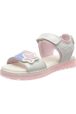 Geox Girls' J Sandal BLIKK B Open Toe, ( C1000)