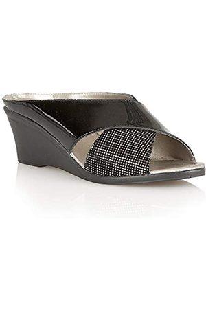 Lotus Women's Trino Open Toe Sandals, ( /Snake Bp)