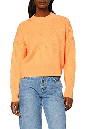 Y.A.S Women's Yasgisella Ls Knit Pullover Ft Shrug Sweater