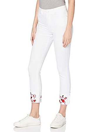 Joe Browns Women's Embroidered Turn Up Jeans