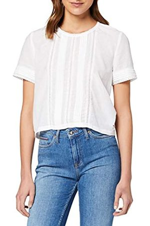 Tommy Jeans Women's TJW Pintuck Detail TOP Blouse
