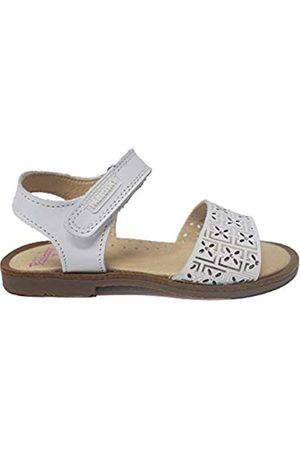 Pablosky Baby Girls Sandals, (Blanco 077708)