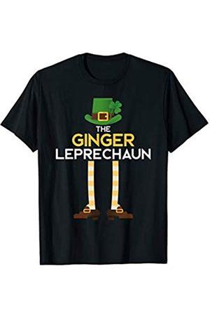 Irish Gifts by TC Ginger Leprechaun Irish Redhead St Patricks Day Ireland Gift T-Shirt