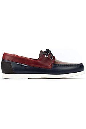 Martinelli Men's Balmer 1476_V20 Boating Shoes, (Navy Navy)