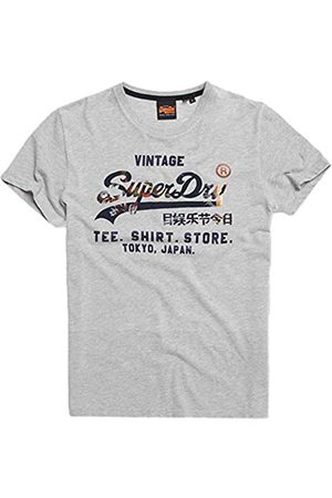 Superdry Men's Vl Infill T_Shirt Store Tee