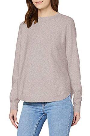 Vero Moda Women's Vmdoffy Ls Curve Blouse Ga Noos Pullover Sweater