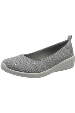 Skechers Women's Arya Sweet Glitz Slip On Trainers