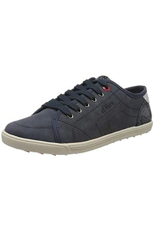 s.Oliver Women's 5-5-23631-24 Trainers, (Navy 805)