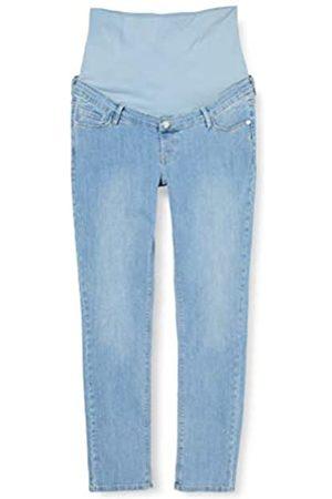 Esprit Women's Pants Denim Slim OTB Maternity Jeans