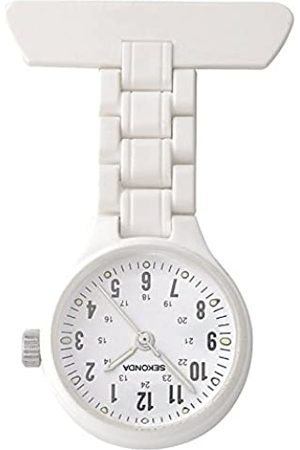 Sekonda Women's Quartz Watch with Dial Analogue Display and Plastic Strap 4365.3