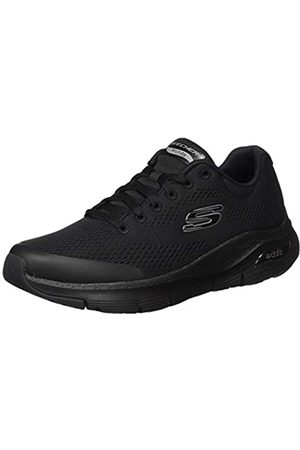 Skechers Men's Arch FIT Trainers, ( Textile/Synthetic/Trim BBK)