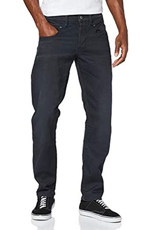 G-STAR RAW Men's Radar Zip Straight Tapered Fit Jeans