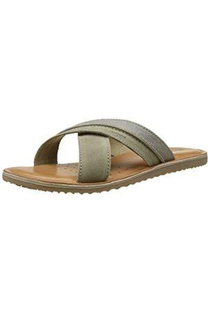 Geox U ARTIE D, Men's Open Toe Sandals, (Sand/sandc5015)