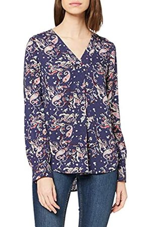 s.Oliver Women's Bluse, Langarm Blouse