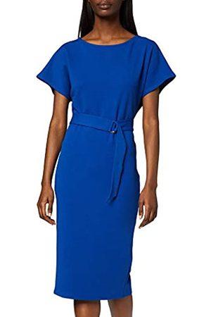 Dorothy Perkins Women's Cobalt D Ring Midi Dress