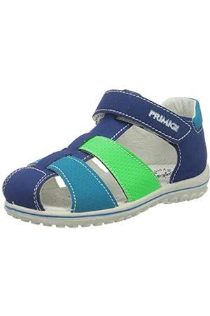 Primigi Baby Boys Sandalo PRIMI PASSI Bambino Sandals, (BLUET-TURC/Verd 5365500)