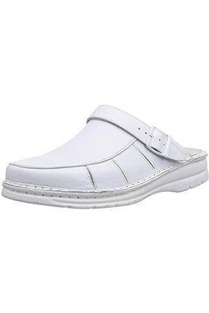 Fischer Men's Pantolette Clogs, -Weiß (111 weiß)