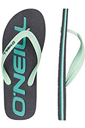 O'Neill Men's Fm Profile Logo Sandalen Flip Flops, (Asphalt 8026)