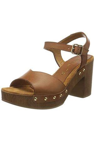 unisa Women's Taco_Ran Platform Sandals, (Bisque Bisquit)