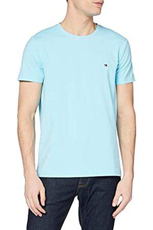 Tommy Hilfiger Men's Stretch Slim FIT TEE Sport Shirt
