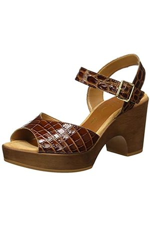 Unisa Women's Ottis_CRW Platform Sandals, (Saddle Saddle)