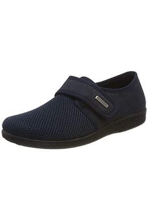 Fly Flot FlyFlot Men's 882141 Open Back Slippers, (Blau 10)