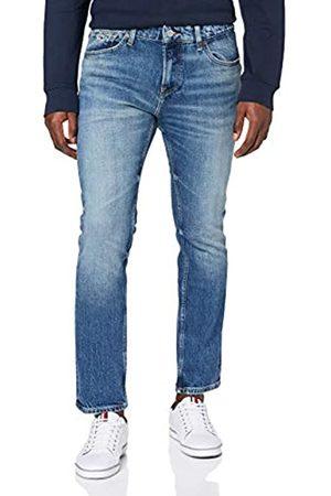 Tommy Hilfiger Men's Scanton Heritage CSDK Straight Jeans, Ceasar Dark Com 1bj