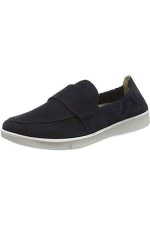 Legero Women's Lucca Loafers, (Oceano (Blau) 83)