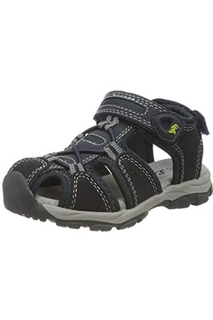 Lurchi Boys' Boris Closed Toe Sandals, (Navy 42)