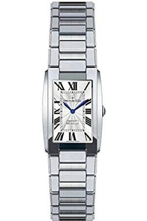 JÉRÔME DREYFUSS Womens Analogue Classic Quartz Watch with Stainless Steel Strap DLB00051/01