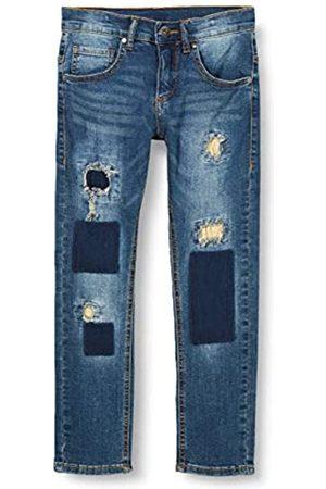 MEK Boy's Pant.Denim Elast.c/toppe Jeans