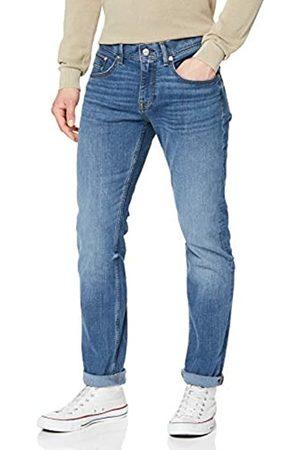 Tommy Hilfiger Men's EC Bleecker PSTR Berne Loose Fit Jeans