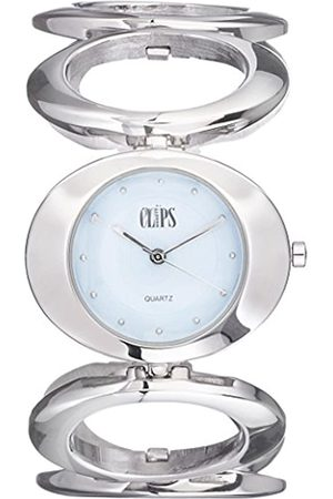 CLIPS Women's Quartz Watch 553-2009-98 with Metal Strap
