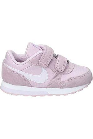 Nike Unisex Babies' Md Runner 2 Pe (TDV) Sneaker, Ice Lilac/Barely Grape