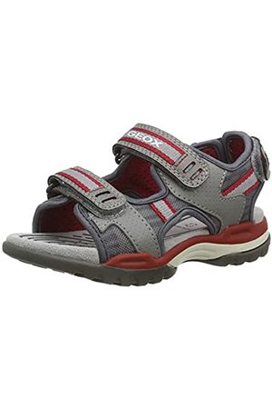Geox Boys' J Borealis D Open Toe Sandals, ( / C0051)