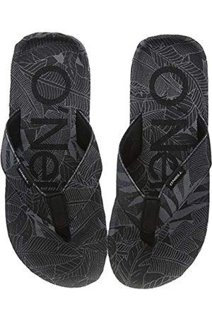 O'Neill Men's Fm Chad Fabric Sandalen Flip Flops, ( AOP 9900)