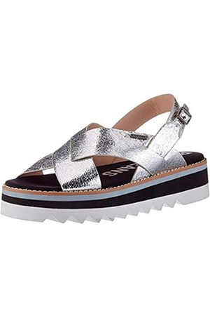 Pepe Jeans Women's Ella Lily Platform Sandals, ( 934)