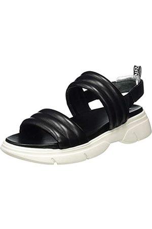 Högl Women's Vivid Sling Back Sandals, (Schwarz 0100)