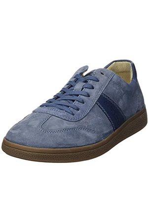 Camel Active Men's Retro Low-Top Sneakers, (Indigo 04)