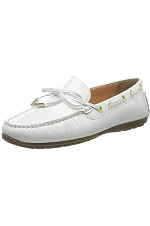 Sioux Women's Carmona-701 Mocassins, (Weiss 001)