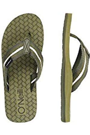 O'Neill Men's Fm Arch Nomad Sandalen Flip Flops, (Winter Moss 6077)