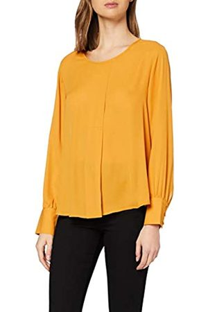 Scotch&Soda Women's Top with Pleat Detail Blouse