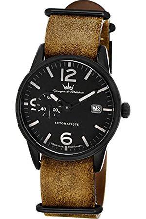 Yonger & Bresson Men's Watch YBH 1006-SN04