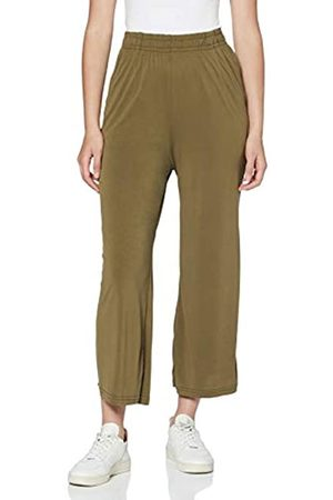 Urban classics Women's Hose Ladies Modal Culotte Dress Pants