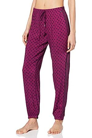 s.Oliver Women's Hose Pajama Bottom, Bordeaux W